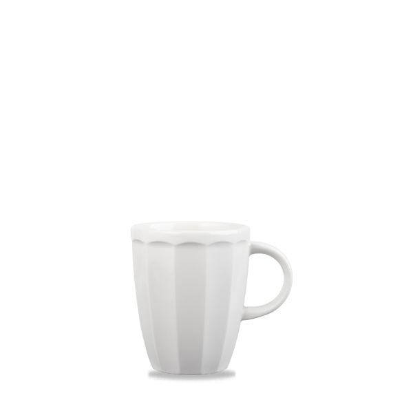 White Dessert Mug 12Oz 12/box