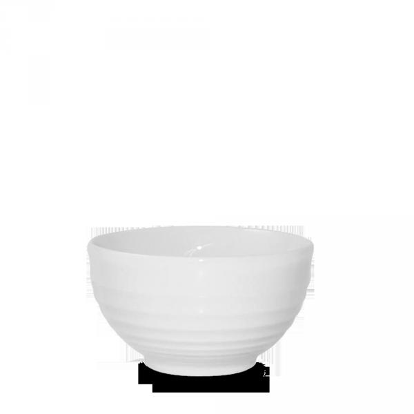 White Ripple Bowl 20Oz Box 6