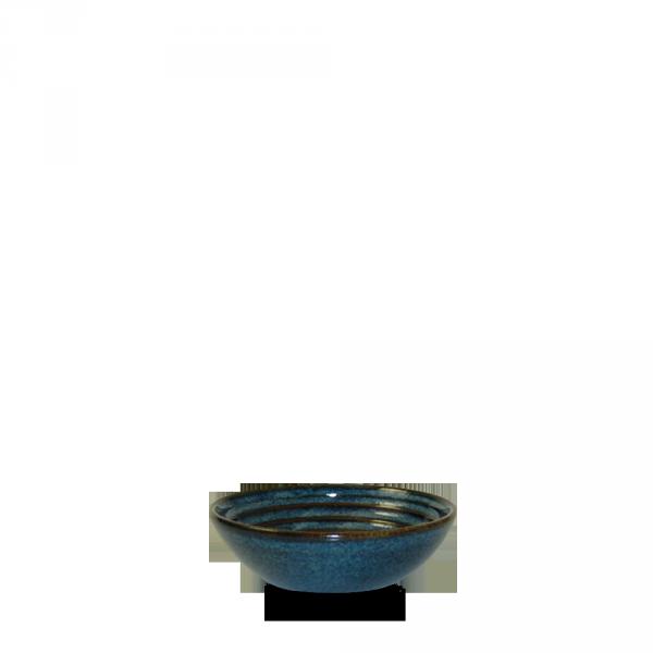 Sapphire Ripple Dip Dish 5Oz Box 12