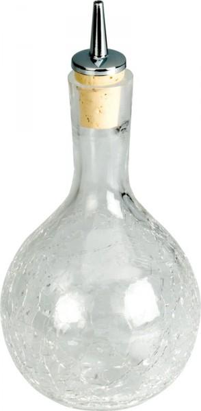 Craquelle Glass Dash Bottle 330 ml