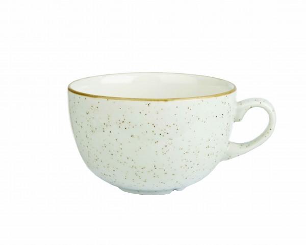 Stonecast Barley White Cappuccino Cup 8Oz 12/box