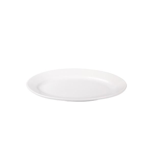 Oval Rim Platter Ø 20 cm 12/box