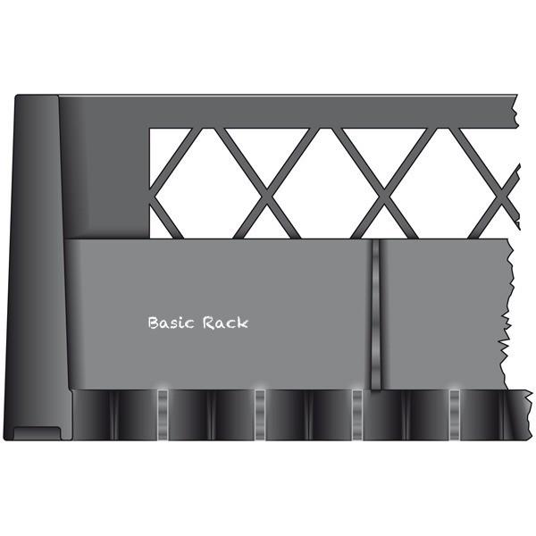 9 base rack