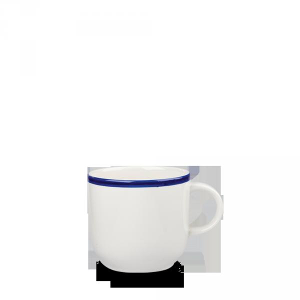 Retro Blue Mug 16Oz 6/box