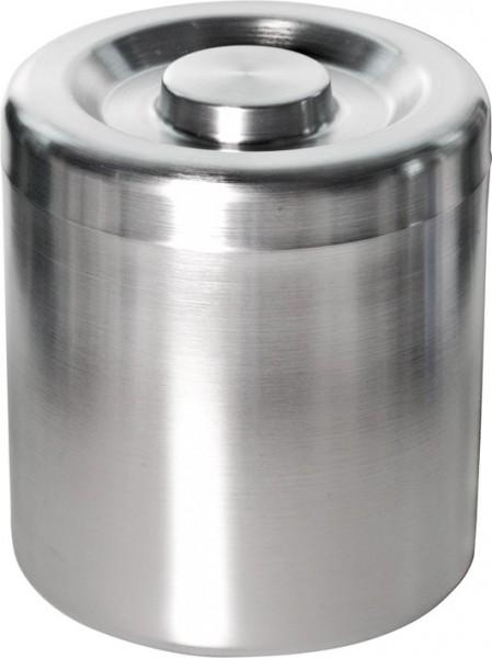 Ice Box aluminium round Ø 19*21 cm 5 L