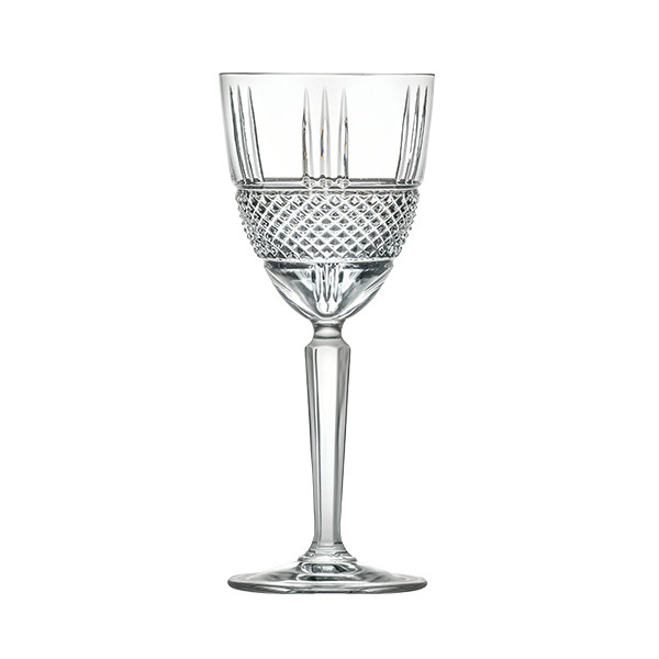 Brillante by Jackie Wine Goblet