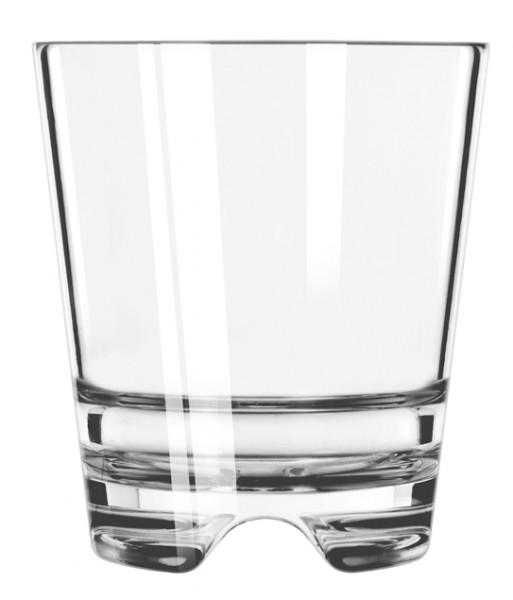 Infinium plastic drinkware stacking rocks 296 ml
