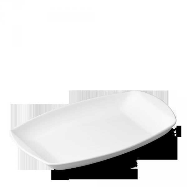 "White Options Combo Platter 15.75"" 6/box"