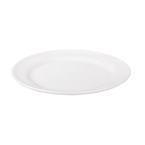 Round Flat Plate Ø 20 cm 12/box