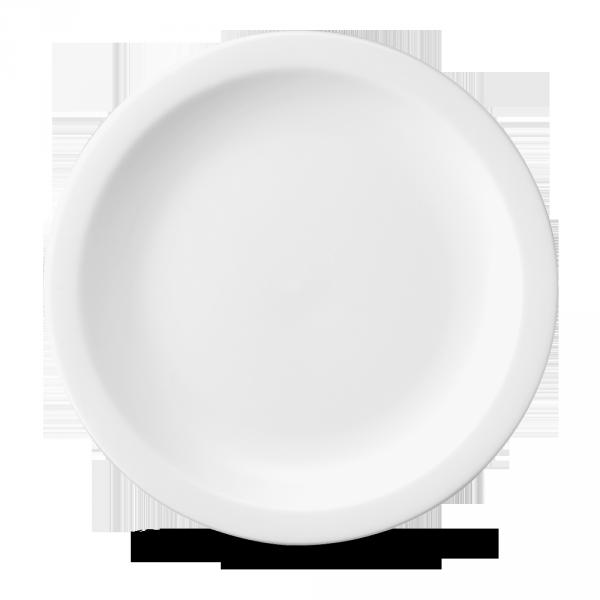 """White Nova Plate 11"""" 12/box"""