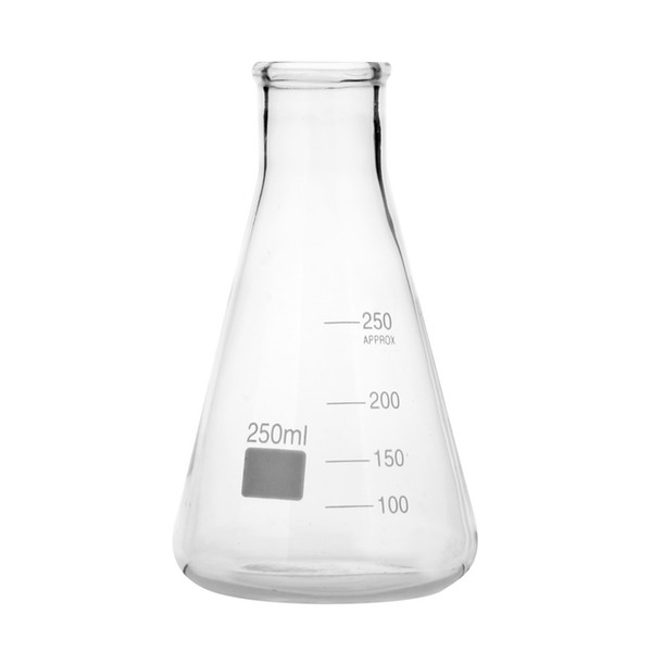 Narrow flask 250 ml