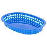 Tablecraft Chicago Platter Blue