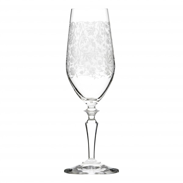 Fizz Champagne Flute - pattern