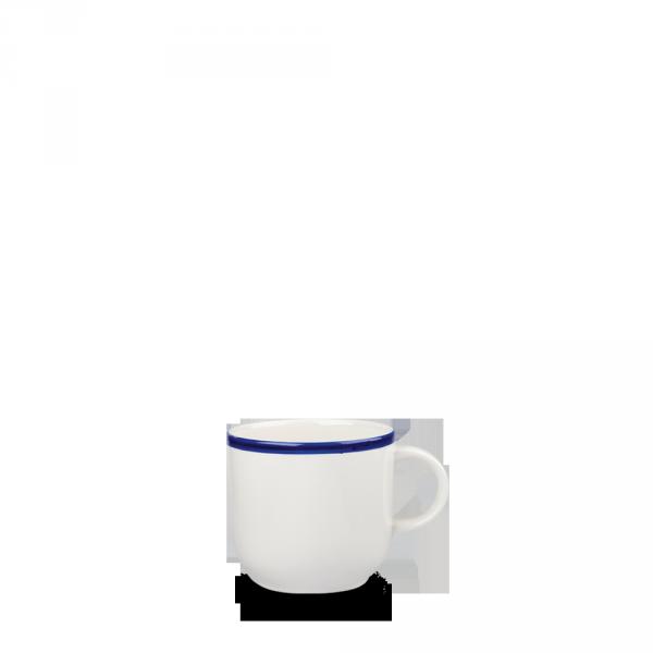 Retro Blue Cup 3Oz 12/box
