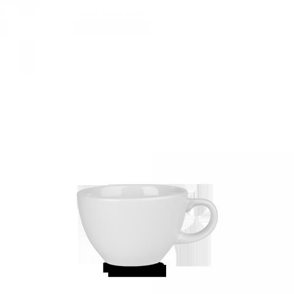White Profile Teacup 8Oz 12/box