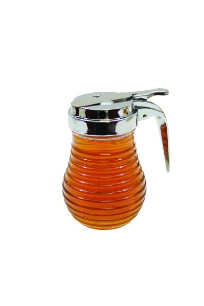 Syrup Dispenser 6 oz with Chrome Plated Top 12/box