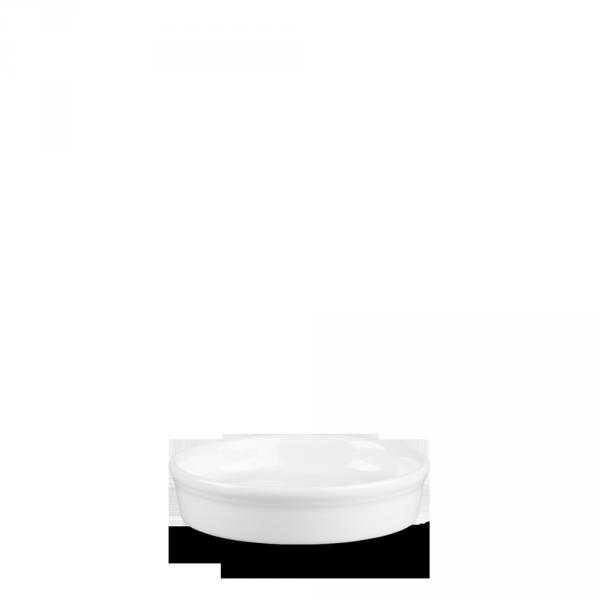 White Mezze Dish 2Oz 12/box