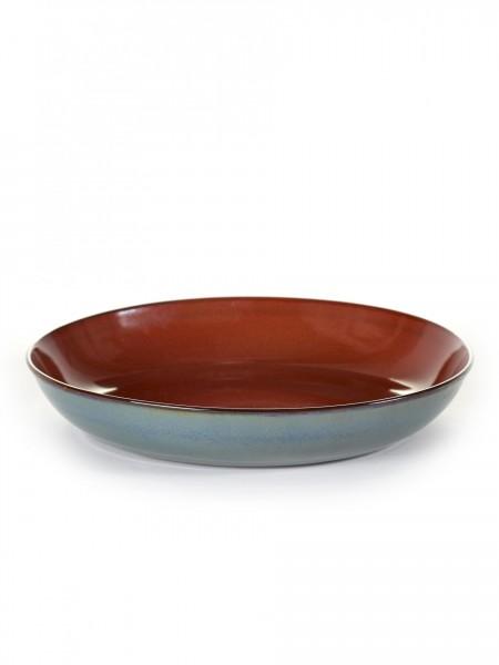 Anita Le Grelle - Terres De Reves - Pasta Plate D23,5 H4,5