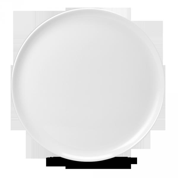 """White Nova Pizza Plate 11.25"""" Box 12"""