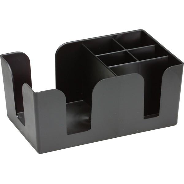Bar Caddy black 24*15*11 cm