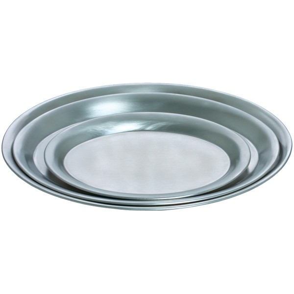 Metal Tray oval 29 * 22,5 cm OUTLET