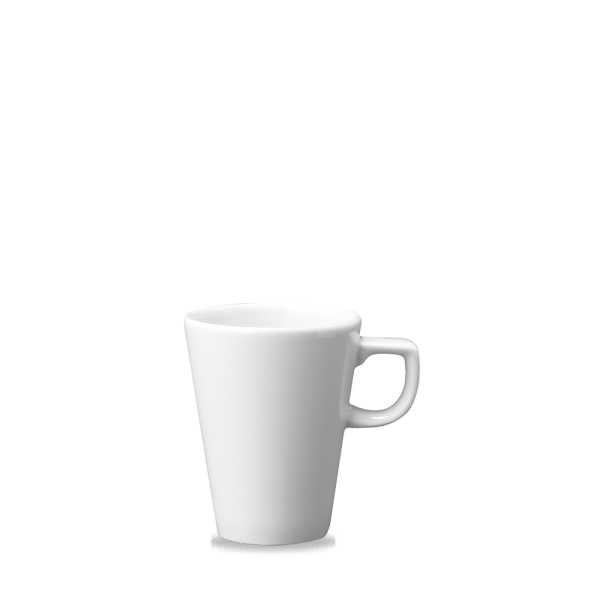 White Cafe Latte Mug 12Oz Box 12