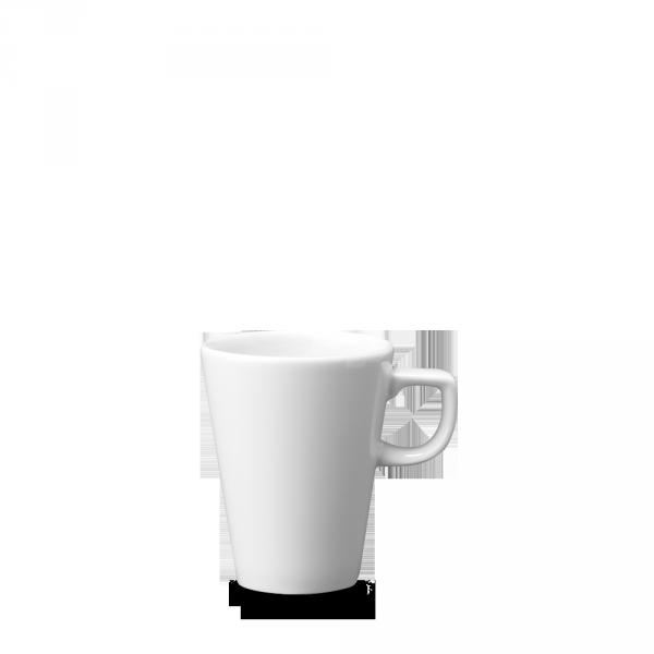 White Cafe Latte Mug 12Oz 12/box