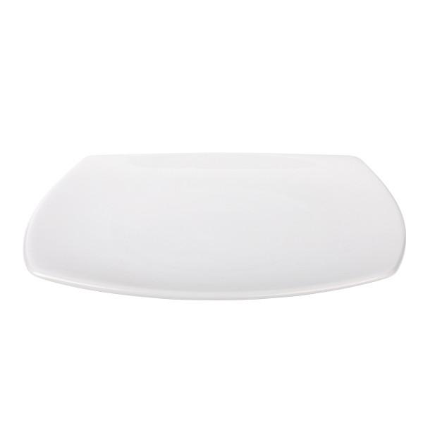 Square Coupe Plate 26,5*26,5 cm 12/box