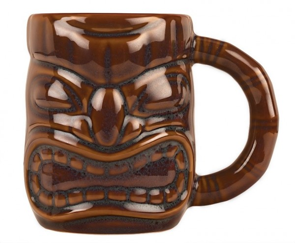 Tiki Mug brown 473 ml