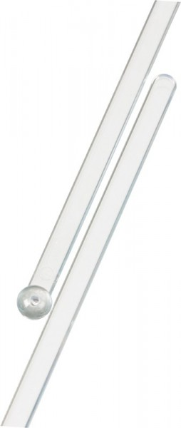 Flat Stirrer clear 185 mm