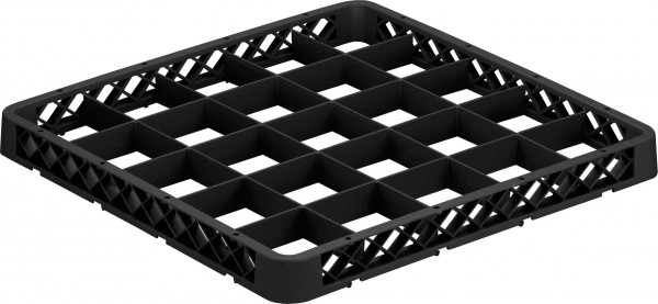 25-Compartment 3rd Extender BLACK