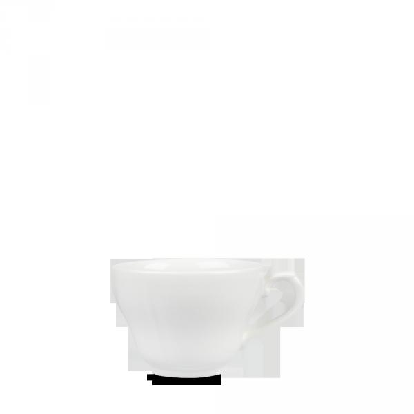 White Georgian Tea Cup 7Oz 12/box