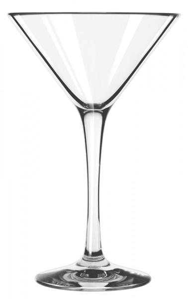 Infinium plastic drinkware martini 237 ml