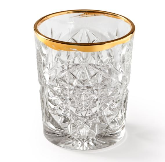 1.1 Libbey Signature Collection 001 Hobstar D.O.F