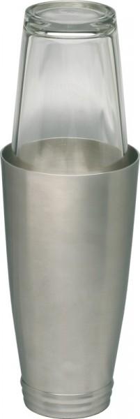 Cocktailshaker brushed 880 ml