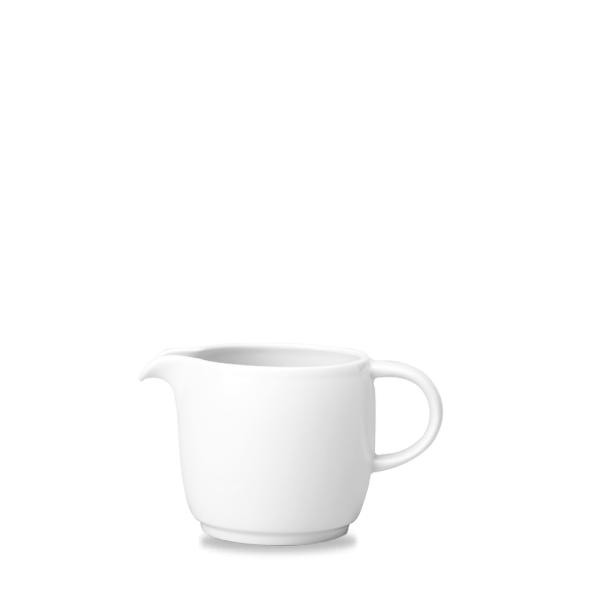 White Compact Jug 10Oz 4/box