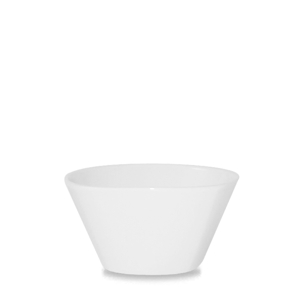 White Bit On The Side Bowl 18Oz 12/box