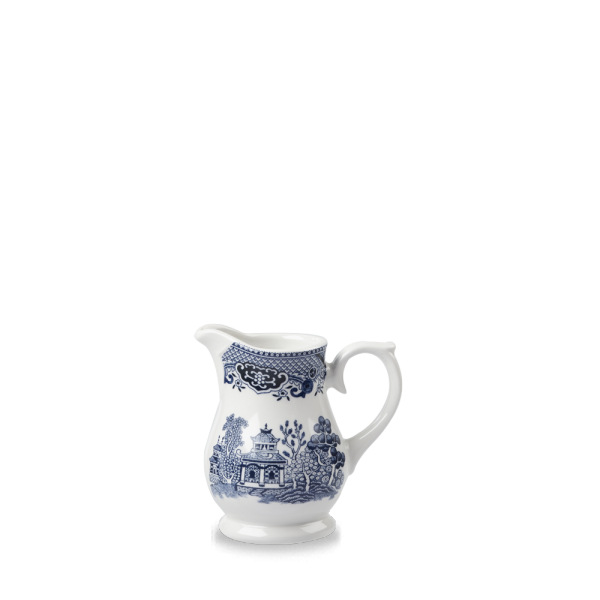 Blue Willow Sandringham Jug 5Oz 4/box