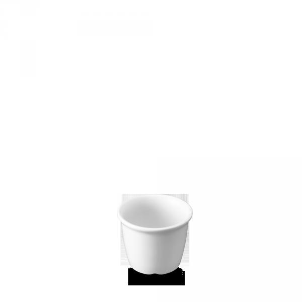 White Relish Pot 4Oz Box 24