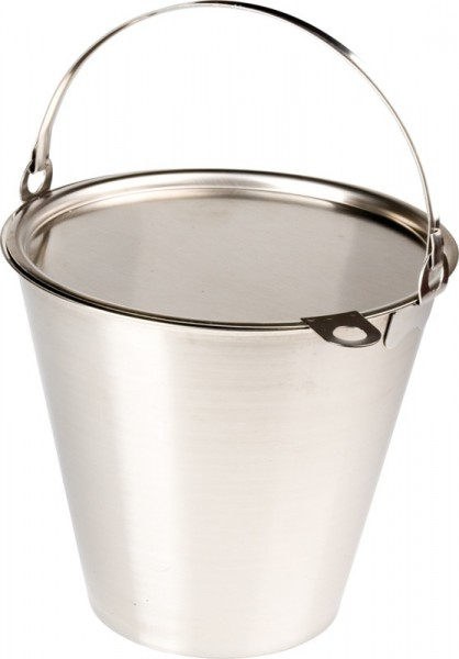 Stainless Steel Bucket 10 L