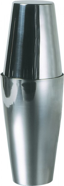 Double Tin Shaker 600 ml italian set