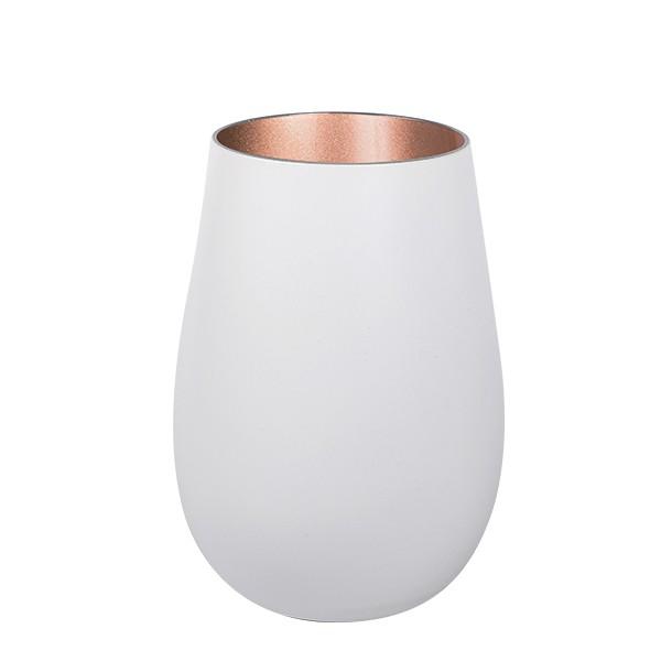 Olympic matt-white Rocks Bronze 465 ml 6/box