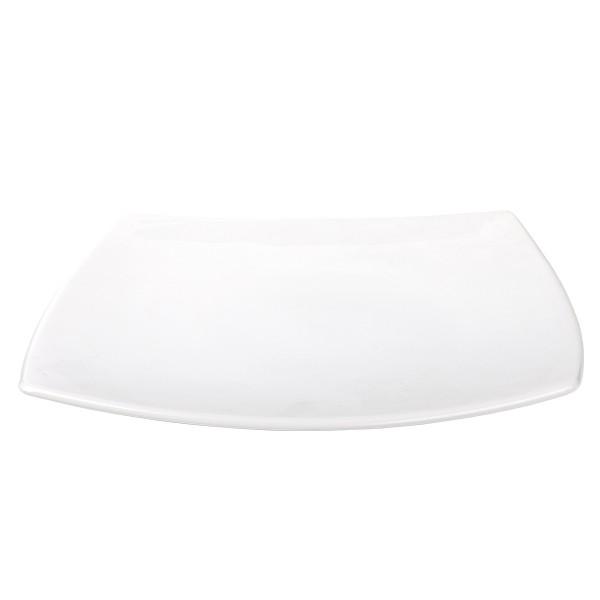 Square Coupe Plate 30*30 cm 12/box
