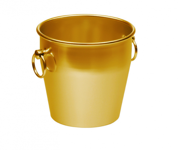 Ice Bucket Gold