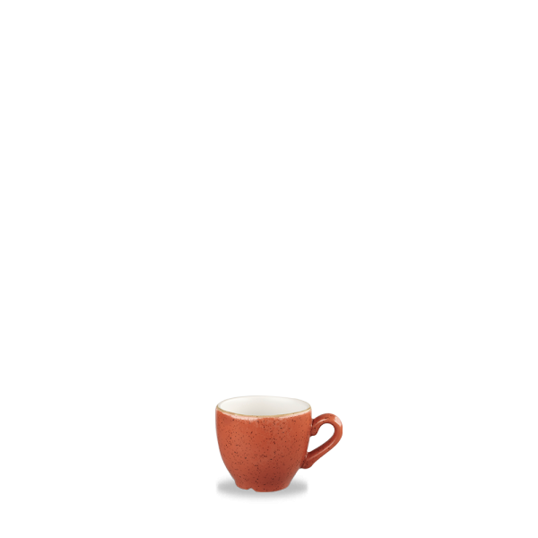 Stonecast Orange Espresso Cup 3.5Oz 12/box