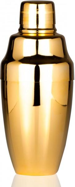 Yukiwa Cocktailshaker gold 500 ml
