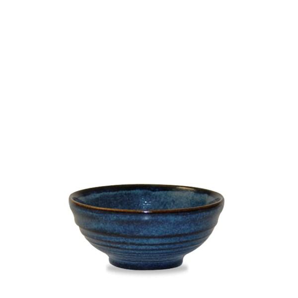 Sapphire Ripple Snack Bowl 10Oz 12/box