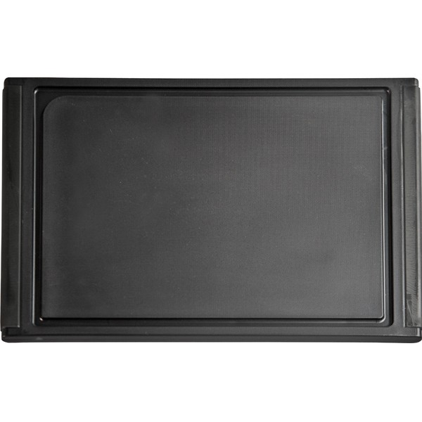 Cutting Board anti slib black 35 *23,6*1,2 cm