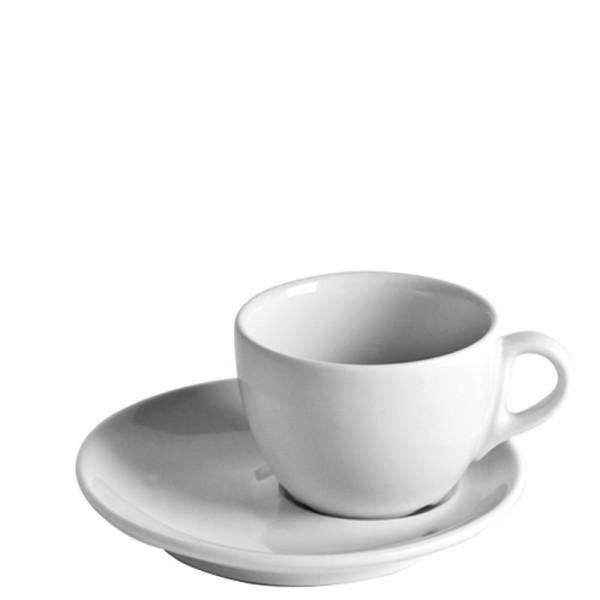 Cappuccino schotel zonder kop