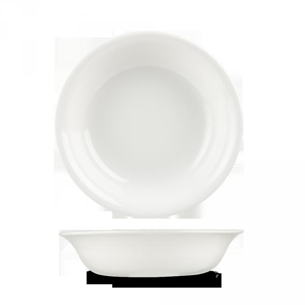 """White Serving Bowl 8.5"""" Box 12"""